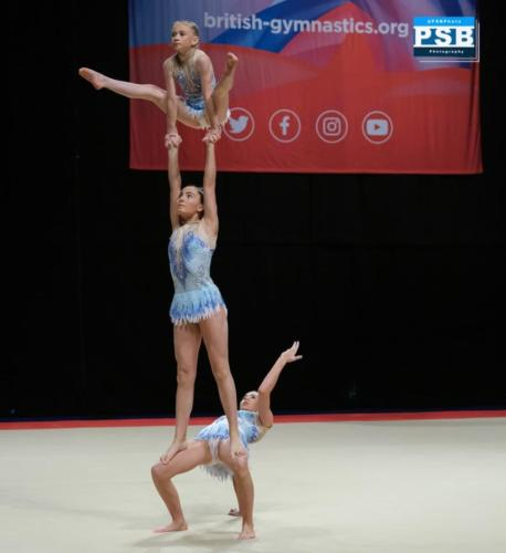 11-16 Women's Group Balance