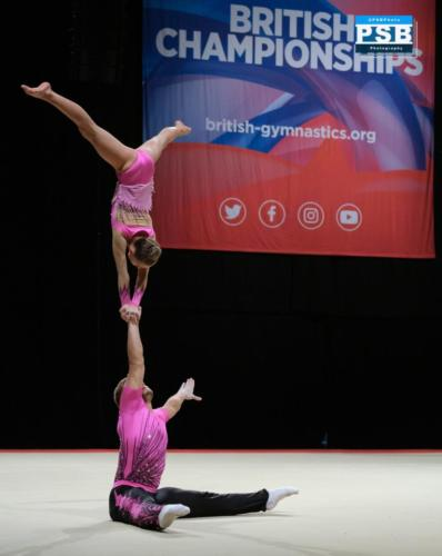 13-19 Mixed Pair Balance