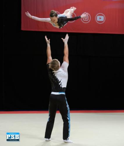 13-19 Mixed Pair Finals